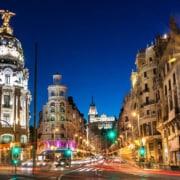 Addio a Madrid