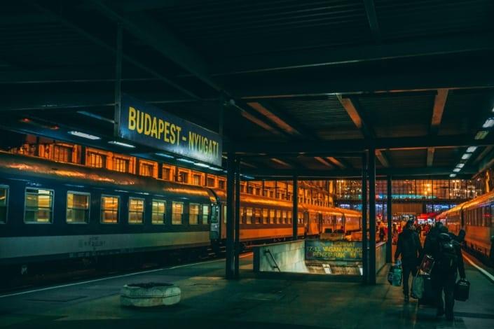 Addio al celibato a Budapest